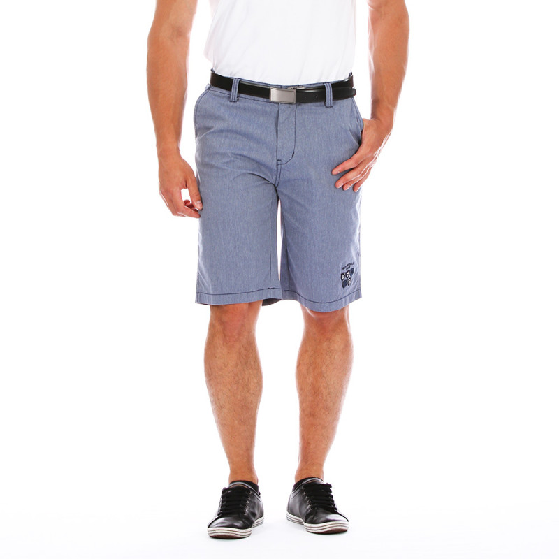 Blue rugby shorts