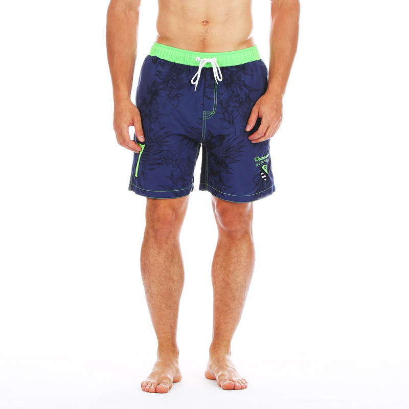 Rugby beach swimming trunks