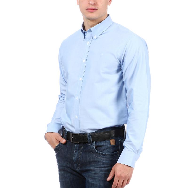 Chemise bleu clair Chabal