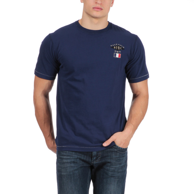 T-shirt rugby bleu France