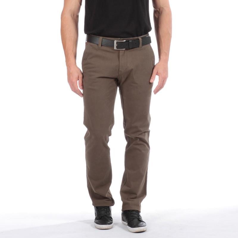 Pantalon chino kaki rugby
