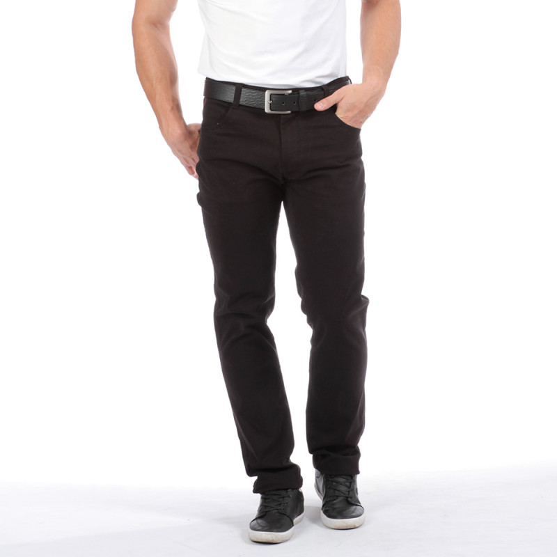 Pantalon noir 5 poches Ruckfield