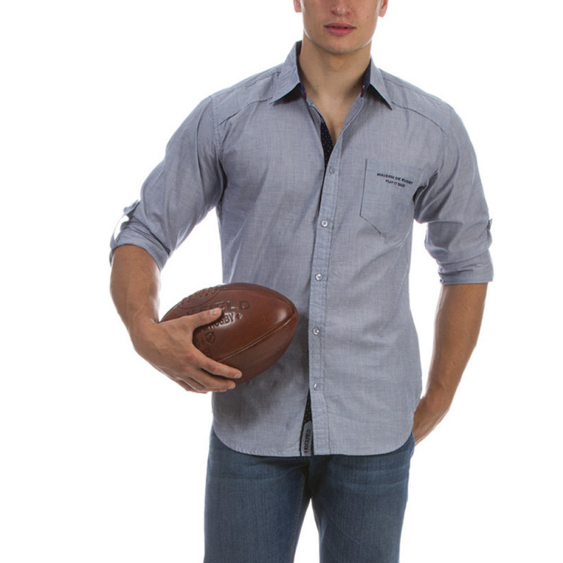 """Maison de Rugby"" Shirt"