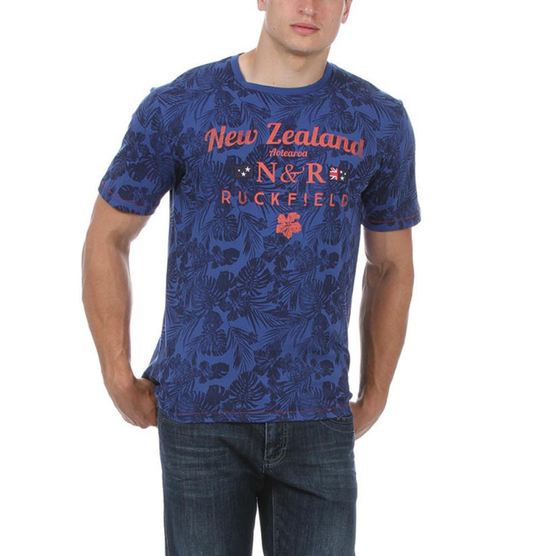 New Zealand printed T-shirt