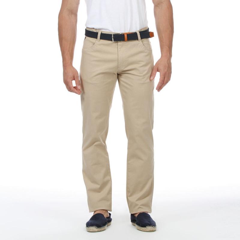 Beige Trousers Ruckfield