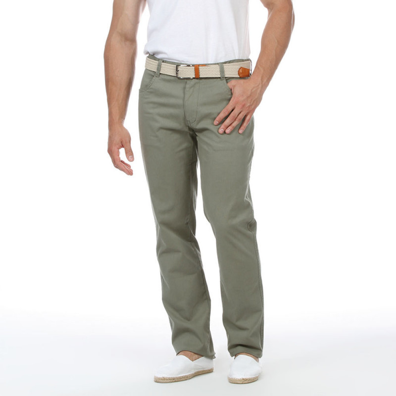 Khaki Rugby Trousers