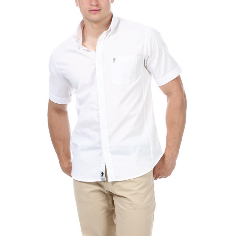 """White """"Essentiel"""" Shirt"""
