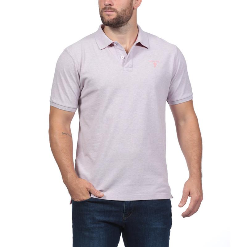 Essentiel Mauve Polo Shirt