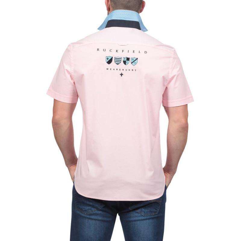 Ruckfield Pink Shirt