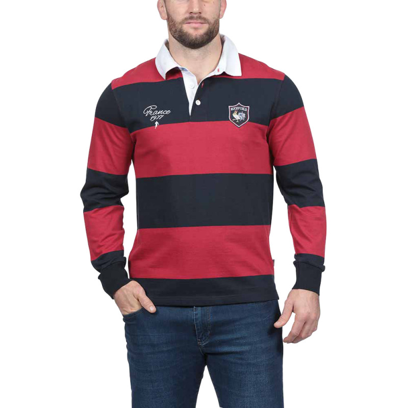 Polo rugby vintage