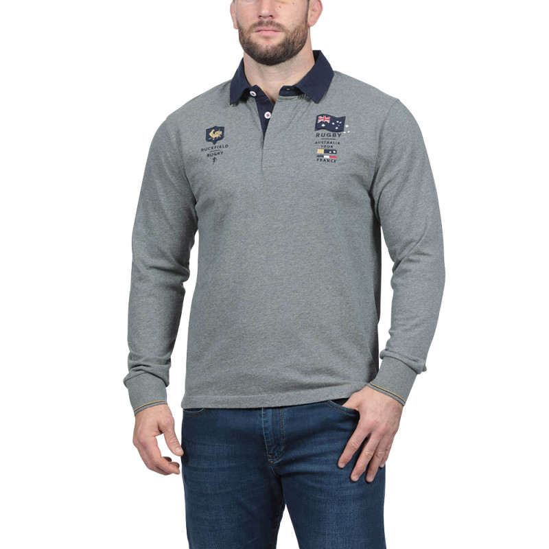Polo gris nations