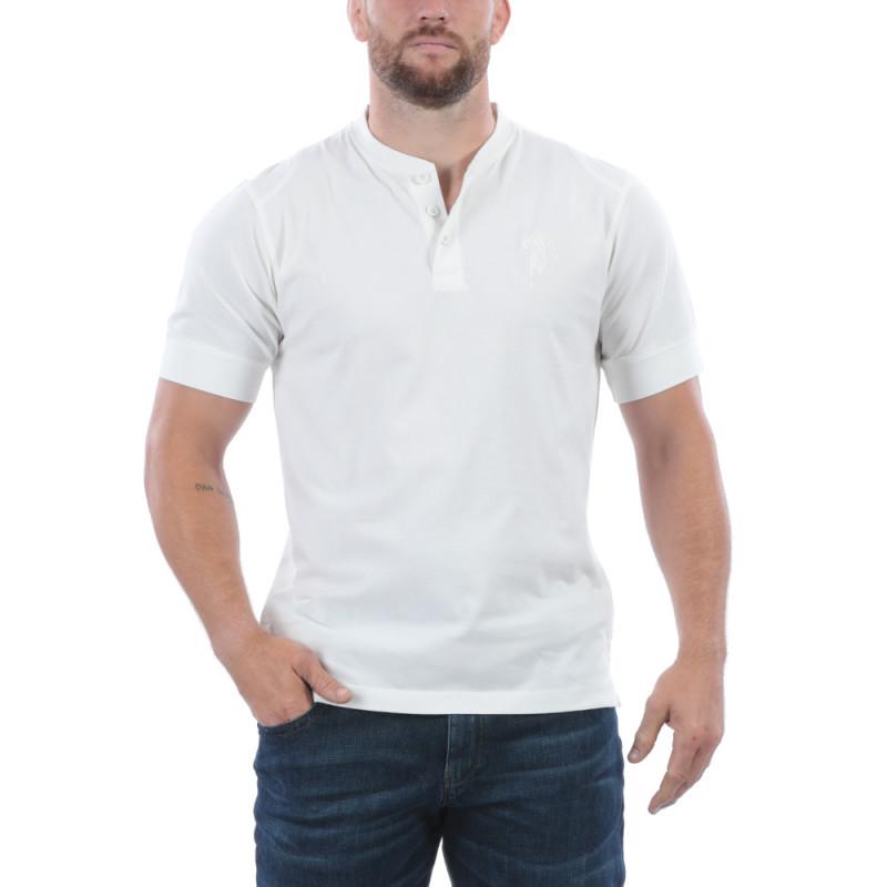 T-shirt Héritage blanc
