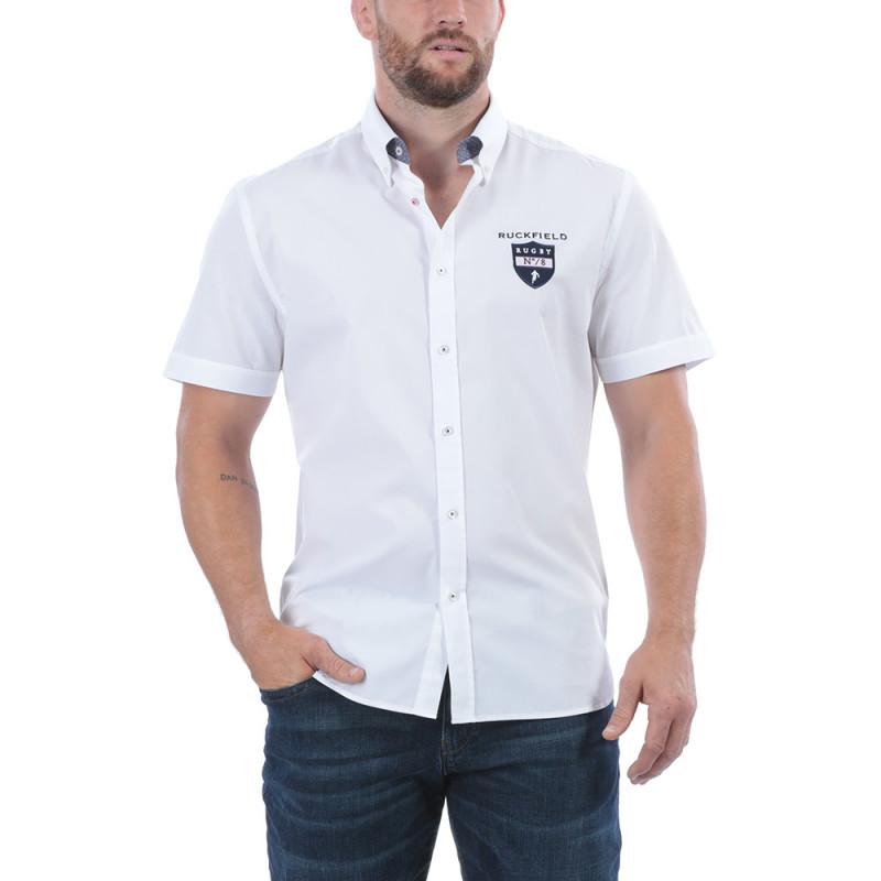 Chemise blanche sport