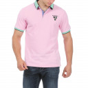 "Pink ""We are rugby"" Polo"