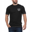 Le Chabal Black T-Shirt