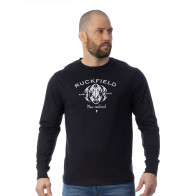 T-shirt manches longues Maori Rugby
