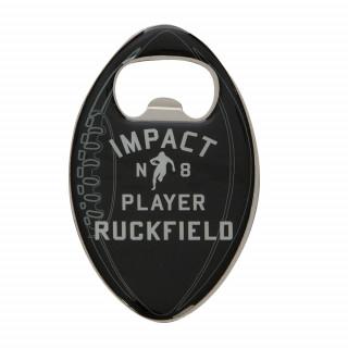 Décapsuleur Ruckfield en forme de ballon de rugby aimanté
