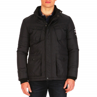 Black Ruckfield jacket in S-M-L-XL-XXL-3XL-4XL