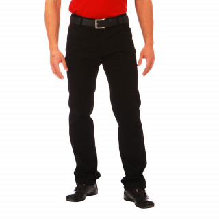 Black 5-pocket Ruckfield trousers