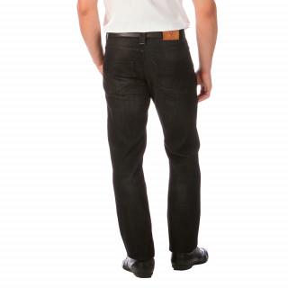Men's black jean