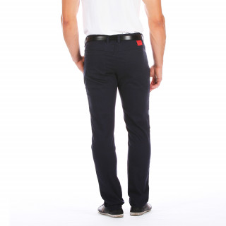 Navy blue summer trousers