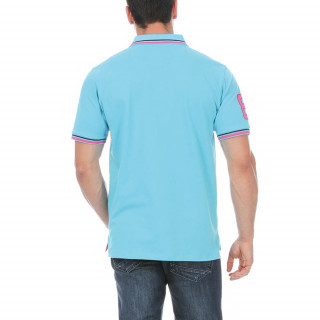 Turquoise Polo by Sébastien Chabal