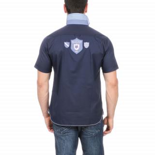 Dark Blue Shirt by Ruckfield