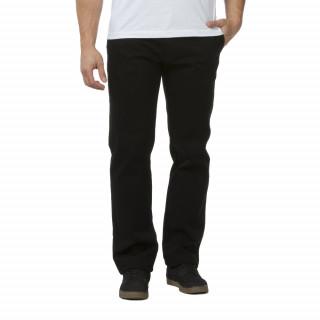Pantalon chino noir pour homme grandes tailles