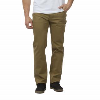 Pantalon Rugby Essentiel beige pour homme grandes tailles