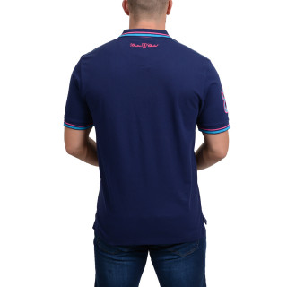Rugby Essentiel Navy Blue Polo Shirt