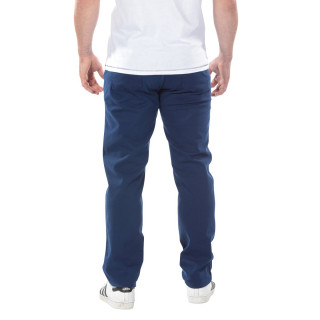 Navy Blue 5-Pocket Pants