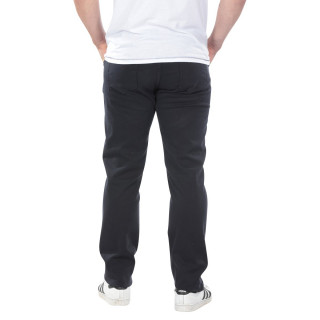 Black 5-Pocket Pants
