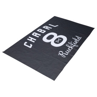 Chabal number 8 flag by Ruckfield