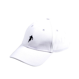 Ruckfield white cap with Sebastien Chabal's logo