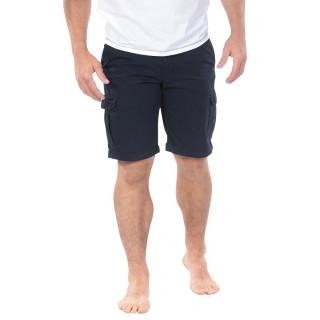 Gorgeous Ruckfield navy blue cargo bermuda shorts. Easy to wear, they will suit any outfit.