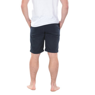 Navy Blue Chino Bermuda Shorts