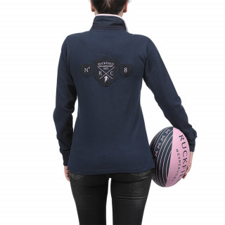 Polo bleu marine We are Rugby