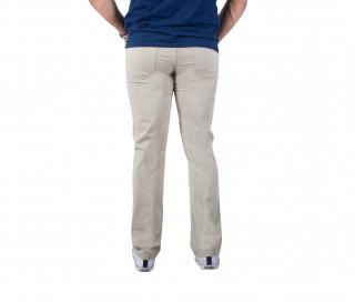Pantalon 5 poches beige