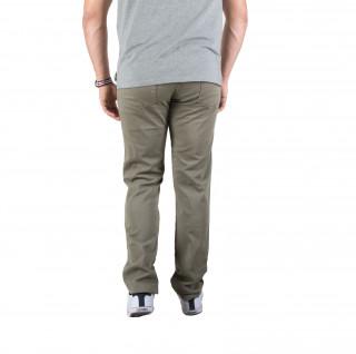 Pantalon 5 poches kaki