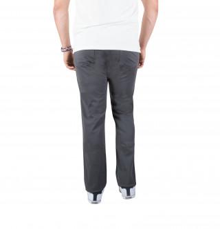 Pantalon 5 poches gris