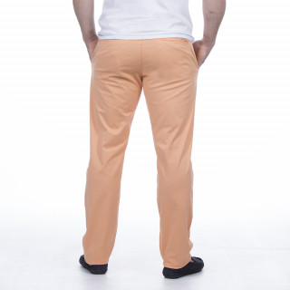 Pantalon chino orange