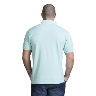 Polo homme rugby vert clair