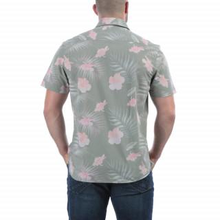 Chemise d'été en bambou