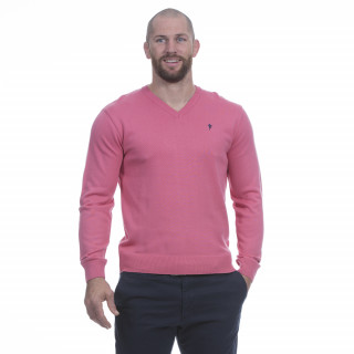 Pull col V pour homme