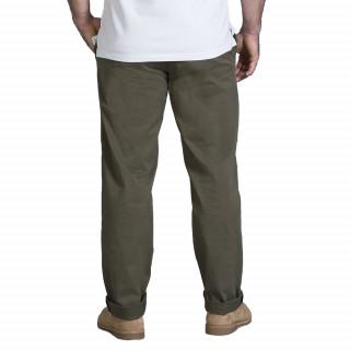 Pantalon chino kaki