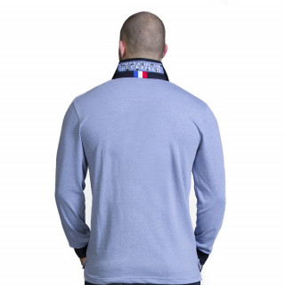Polo homme rugby