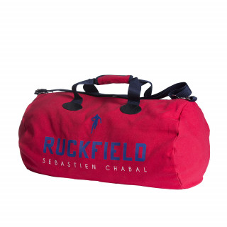 Sac de sport rouge Ruckfield