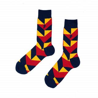 Chaussettes à motifs, disponible en 39/42, 43/46, 47/50