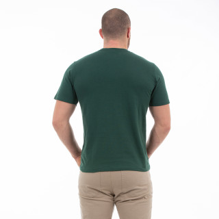 T-SHIRT MARRONS CHAUDS