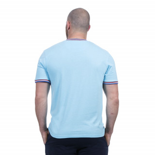 T-shirt turquoise France